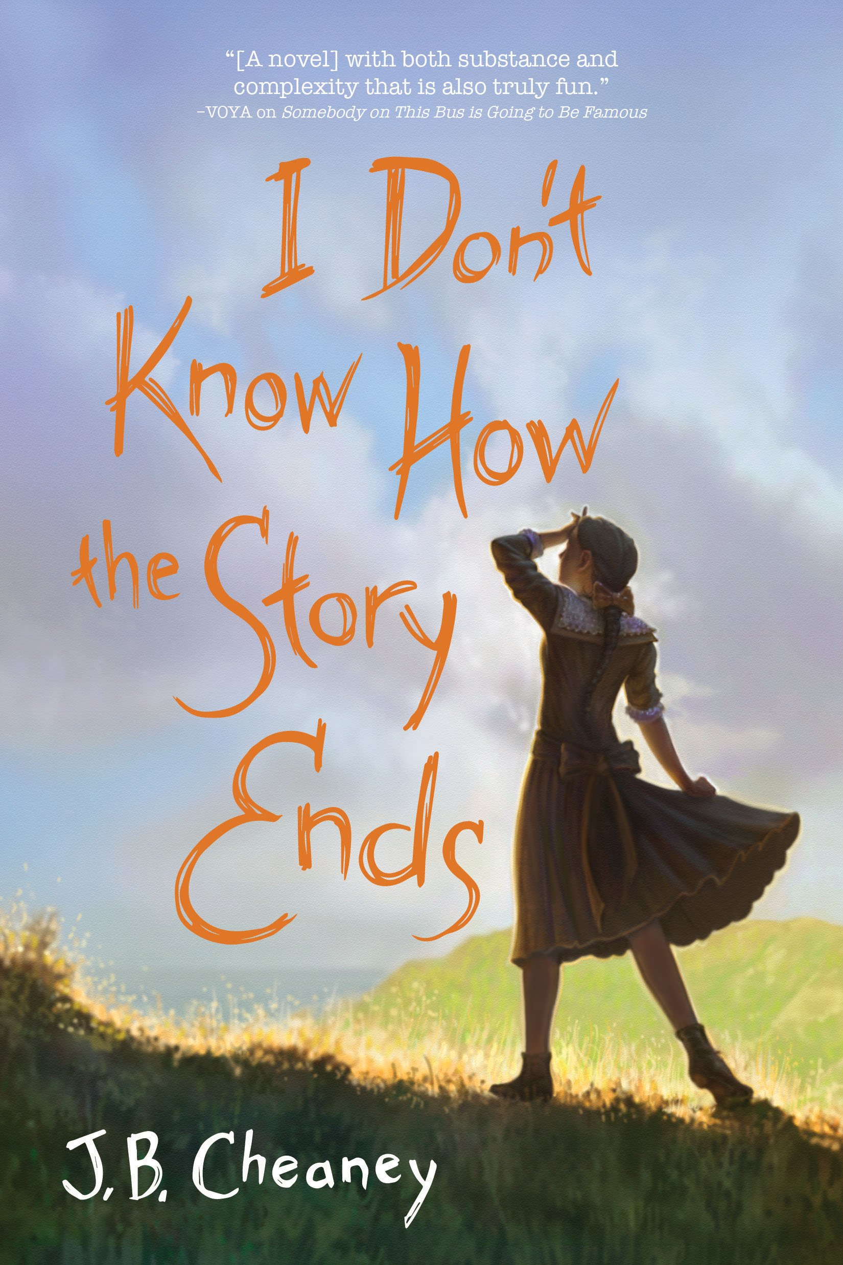 I Don't Know How the Story Ends ebook