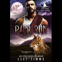 Pack Run: Werewolf Shifter Romance (Highlander Wolf Series Book 1) (English Edition)