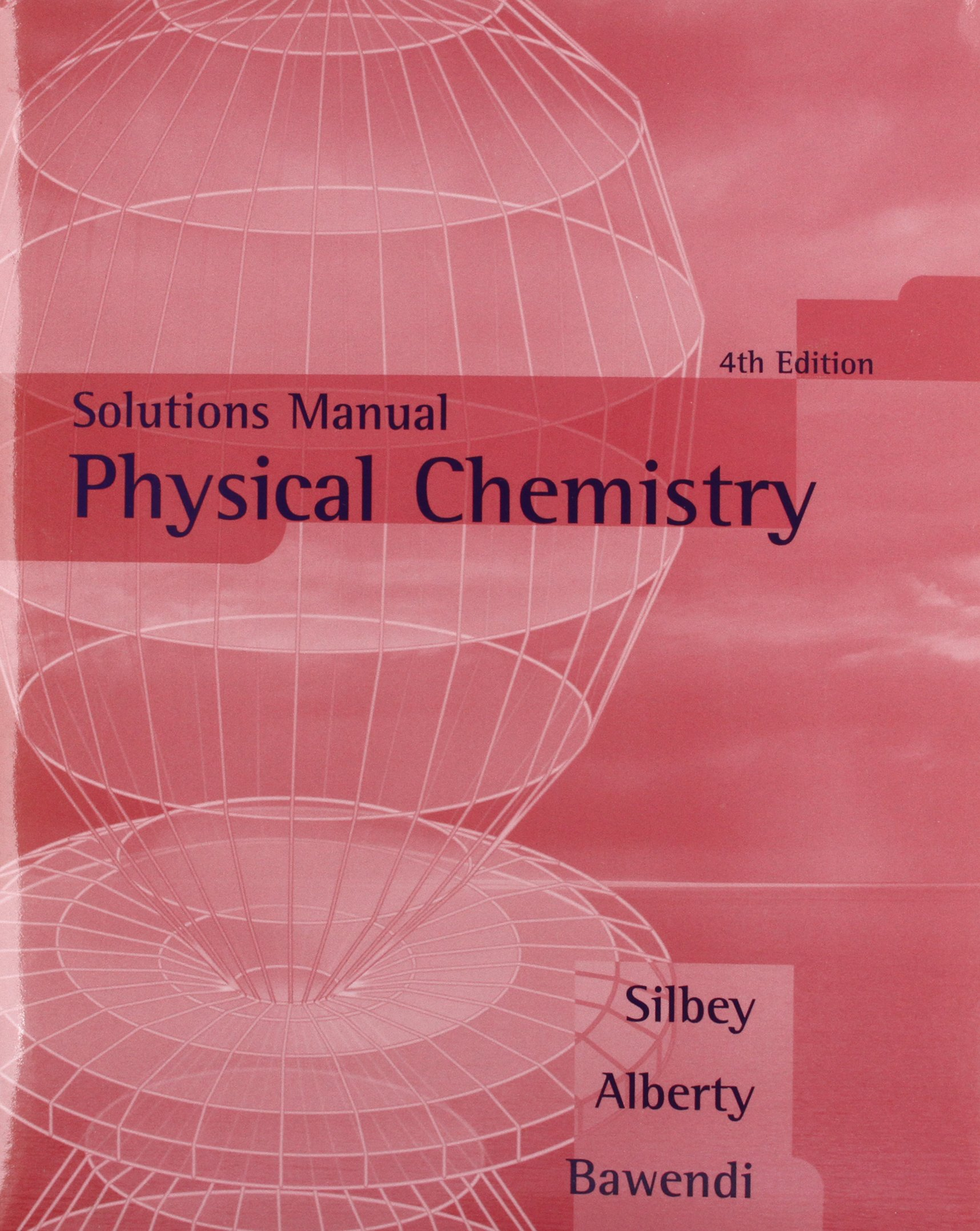 Physical Chemistry: Robert J. Silbey, Robert A. Alberty, Moungi G. Bawendi:  9780471696292: Amazon.com: Books