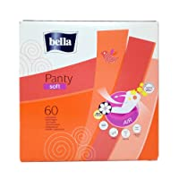 Bella Panty Liners - Soft Deo Fresh, 60 Pieces Carton