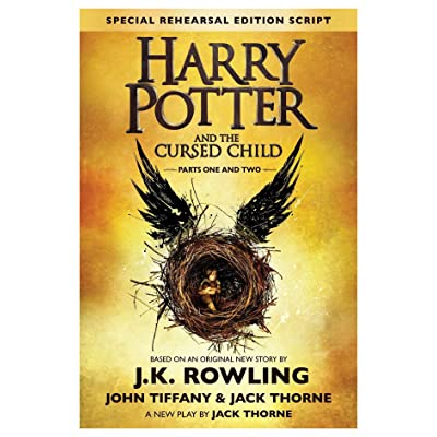 New Harry Potter and the Cursed Child Parts One Two Special Rehearsal Edition (Large Print): Toys & Games