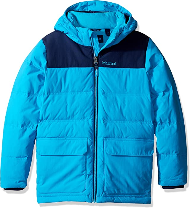 ff39c07b7 Amazon.com  Marmot Boys  Rail Jacket (Little Big Kids)