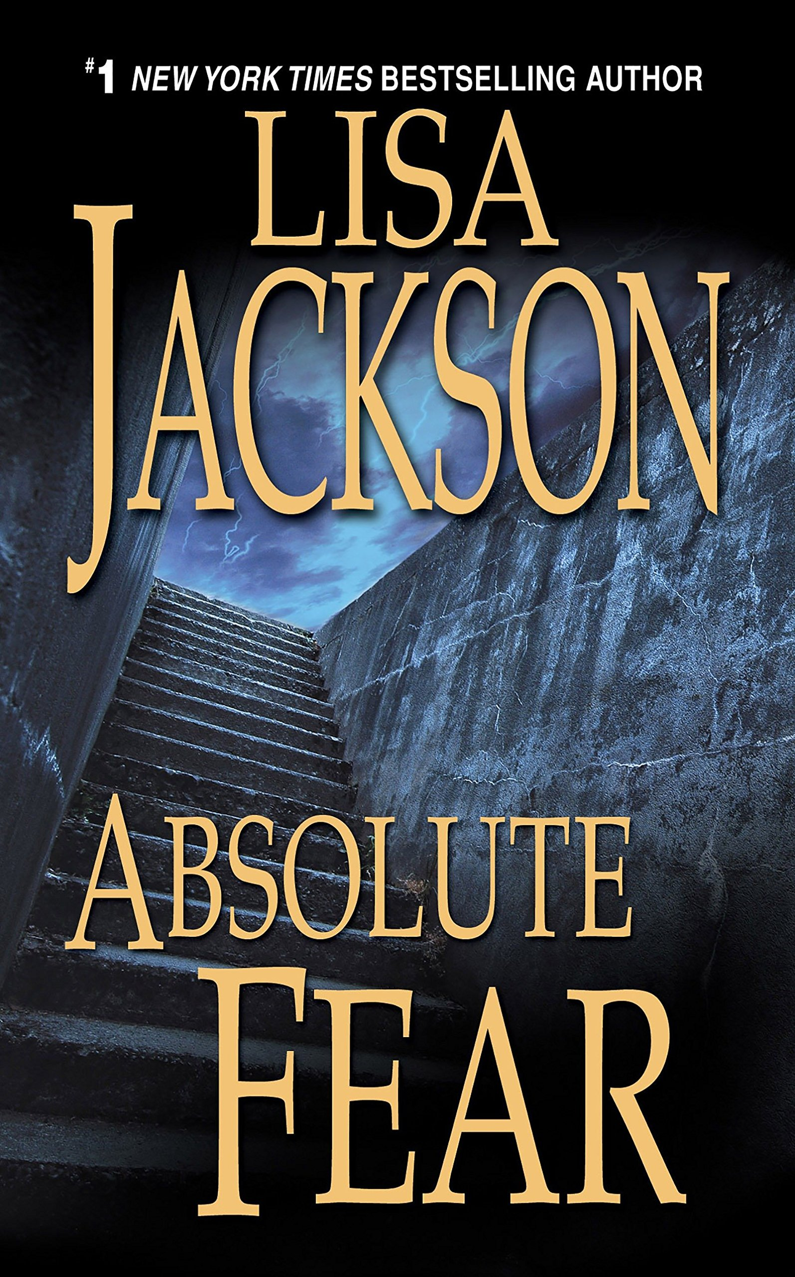 Absolute Fear (Bentz/Montoya Novel): Amazon.es: Lisa Jackson: Libros en idiomas extranjeros