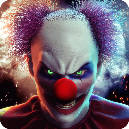Evil Scary Clown Strange House Adventure Mission 3D: Crazy Neighbor Hard Time Survival Escape Simulator Games Free For Kids 2018]()