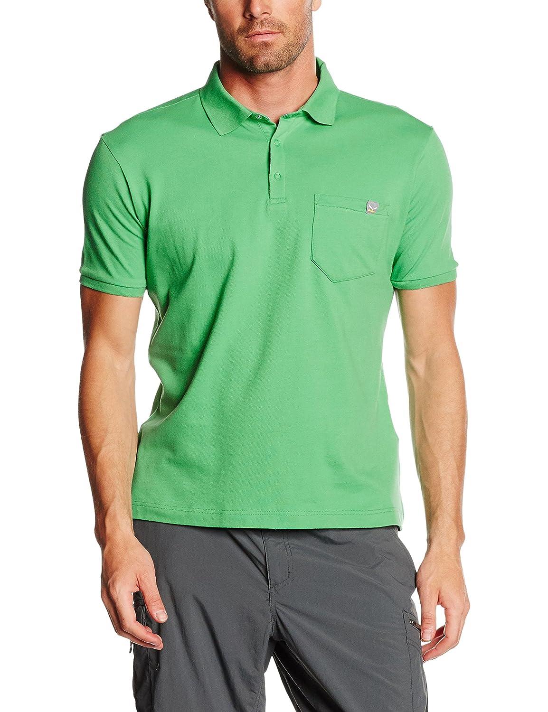 Salewa Herren Poloshirt CO FANES CO Poloshirt S S 81a093