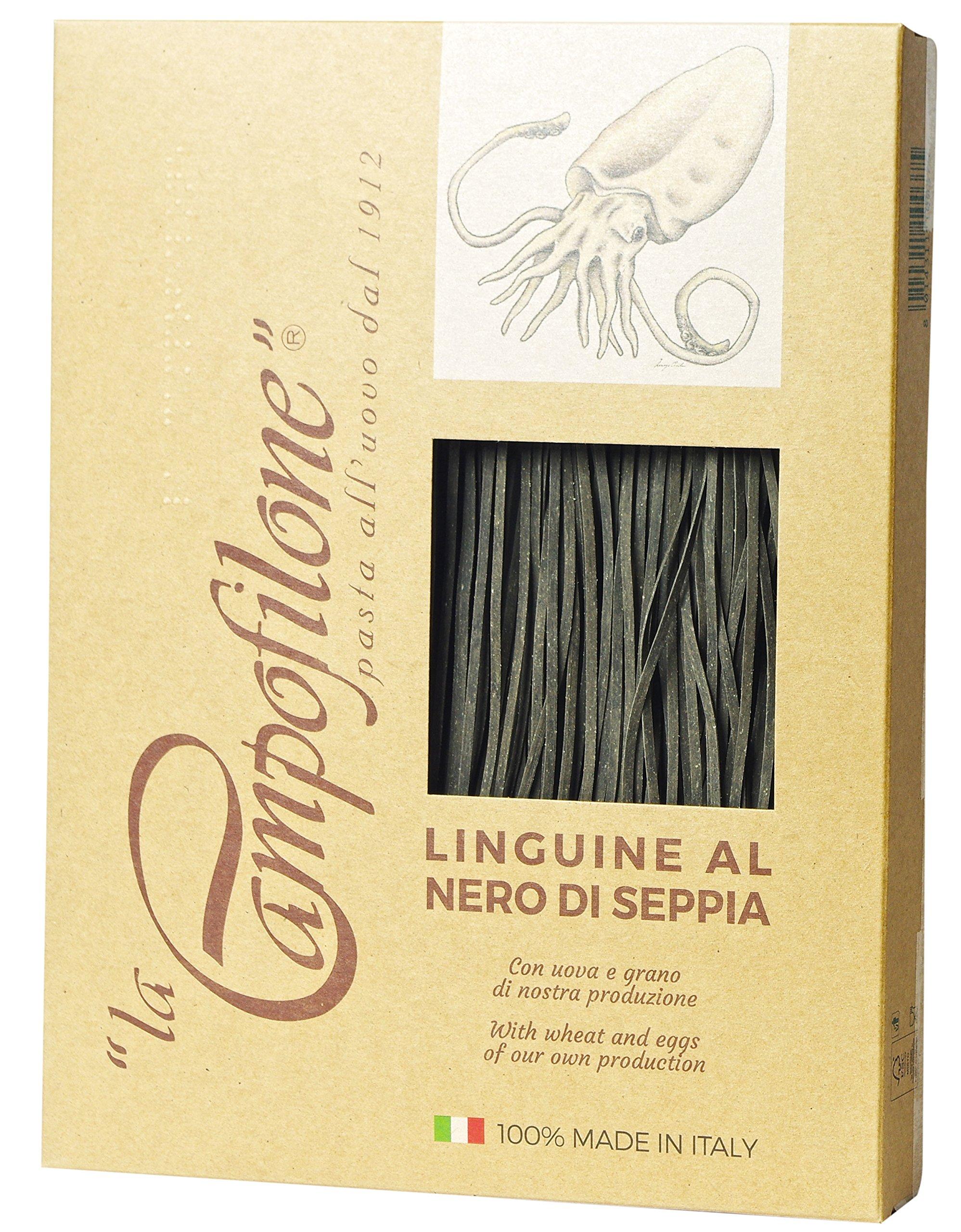 Ink of Squid Pasta ( Pack of 4)