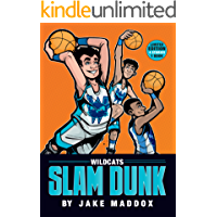 Wildcats Slam Dunk (Team Jake Maddox Sports Stories)