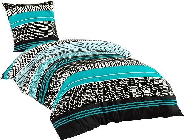 Juego de cama 135 x 200/80 x 80 – Almohada de cama (funda nórdica ...