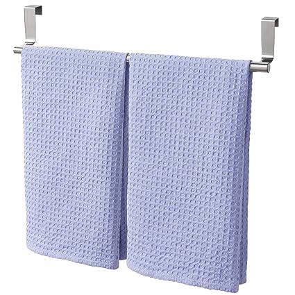Paper Holders Universal Kitchen Under Cabinet Door Drawer Towel Rack Cupboard Home Holder Kit