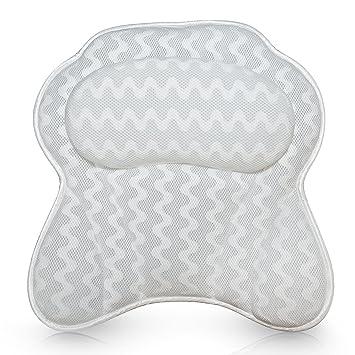 Amazon.com: Almohada de baño para hombres y mujeres ...