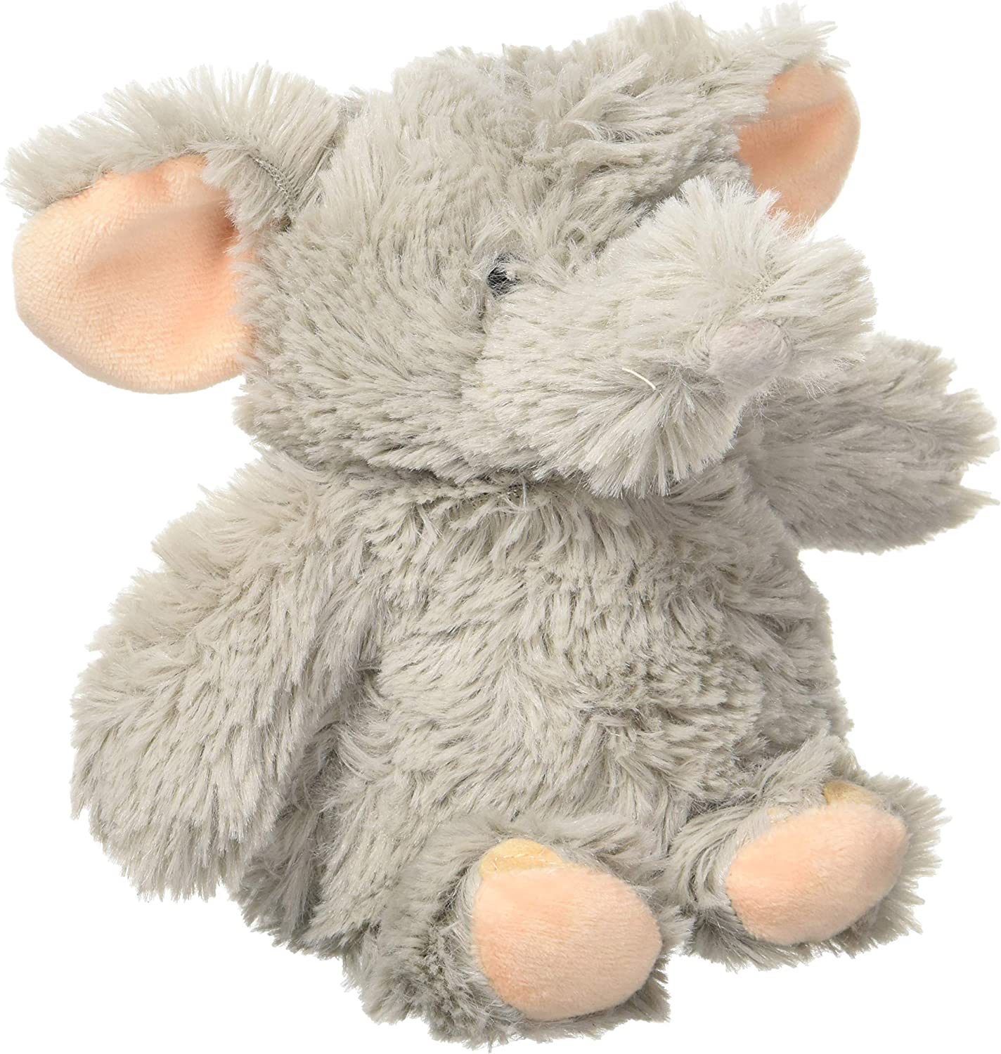 Intelex Warmies Microwavable French Lavender Scented Plush Jr Elephant