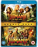 Jumanji: The Next Level & Welcome To The Jungle [Blu-ray] [2019]