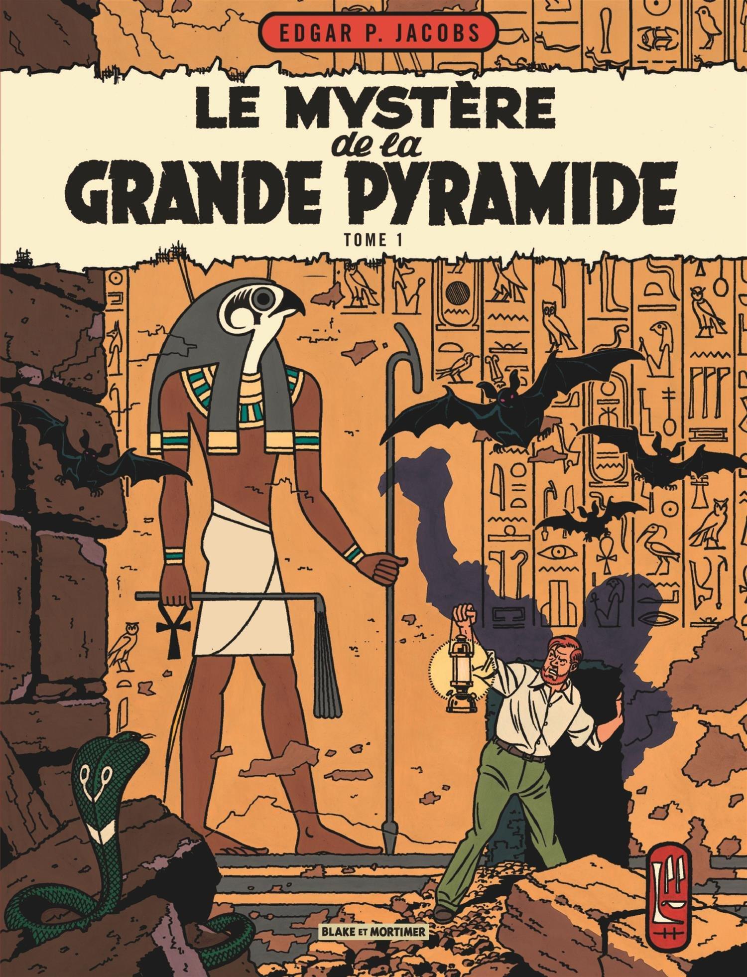 Amazon Blake & Mortimer tome 4 Myst¨re de la grande