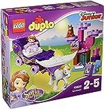 LEGO Duplo Sofia 10822 - Set Costruzioni La Prima Carrozza Magica