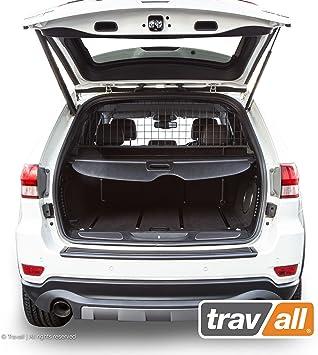 Travall Guard Hundegitter Kompatibel Mit Jeep Grand Cherokee Wk2 Ab 2010 Tdg1539 Maßgeschneidertes Trenngitter In Original Qualität Haustier