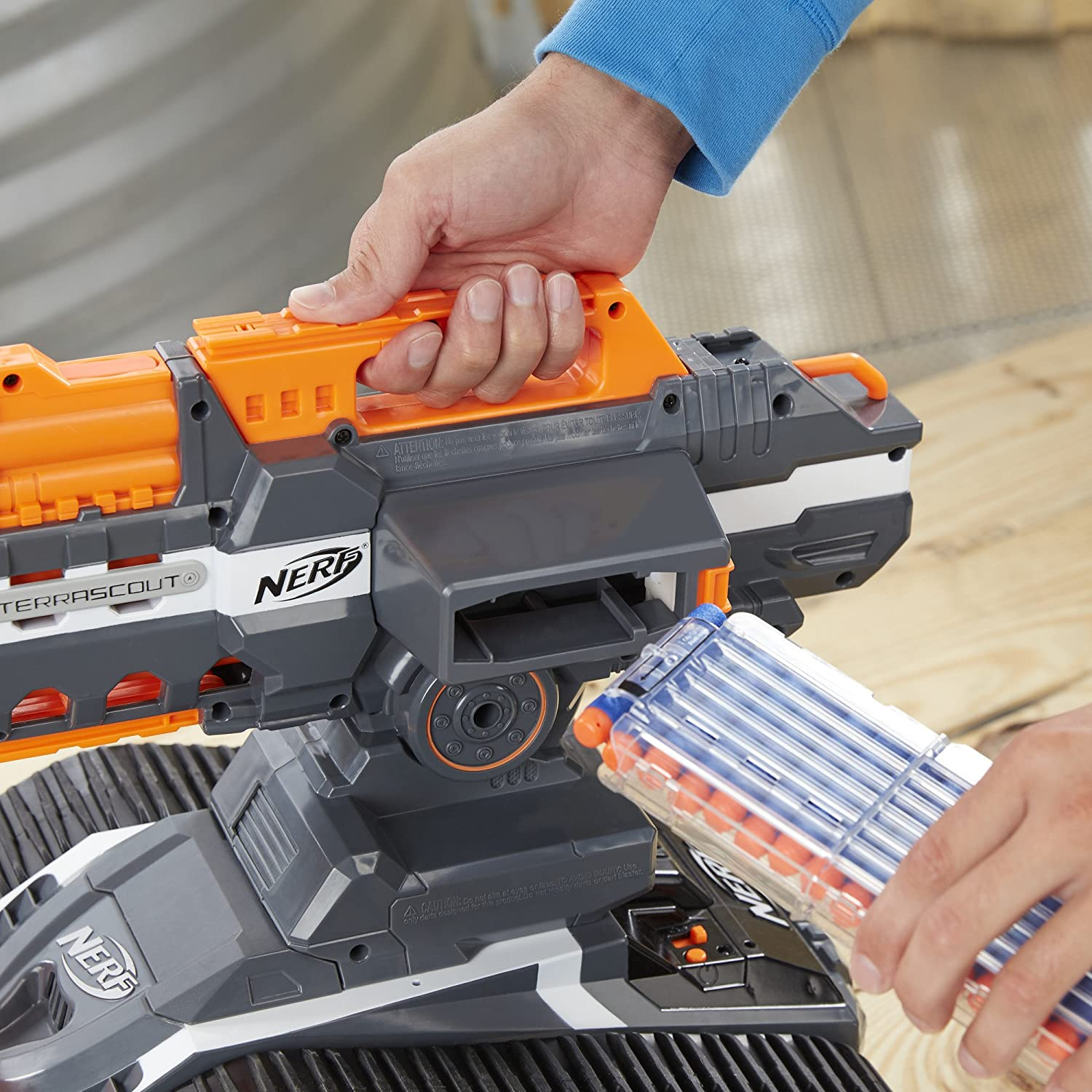 Buy Nerf N-Strike Elite TerraScout Online at Low Prices in India - Amazon.in