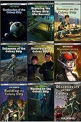 The Colony Ship Eschaton: The entire ten book series Kindle Edition