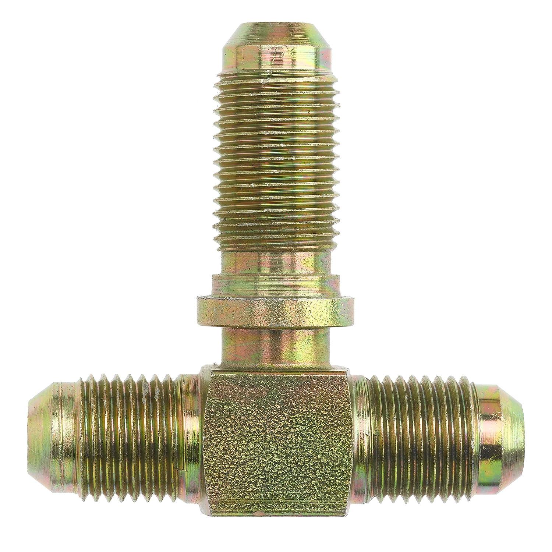 Brennan Industries 2703-12-12-12-SS Stainless Steel Bulkhead Branch Tee Tube Fitting 1-1//16-12 SAE x 1-1//16-12 SAE x 1-1//16-12 SAE Thread 3//4 Male JIC x 3//4 Male JIC x 3//4 Male JIC 1-1//16-12 SAE x 1-1//16-12 SAE x 1-1//16-12 SAE Thread Inc.