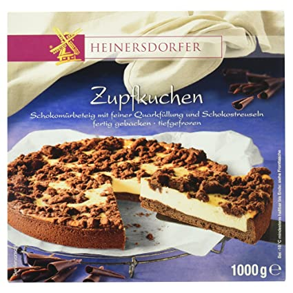 Heinersdorfer Zupfkuchen 1 00 Kg Tiefgefroren Amazon De