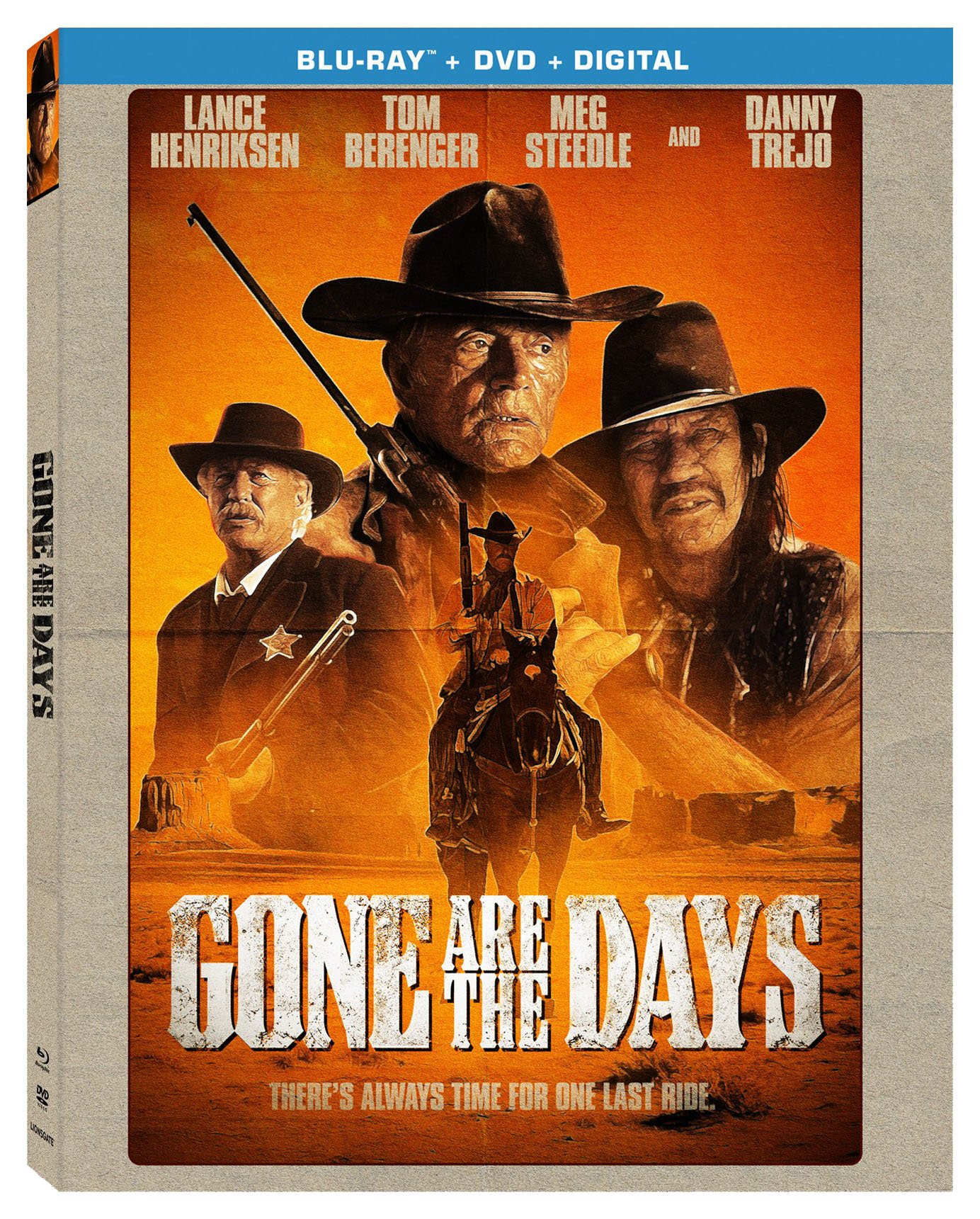Blu-ray : Gone Are The Days (With DVD, 2 Pack, Subtitled, Widescreen, AC-3)
