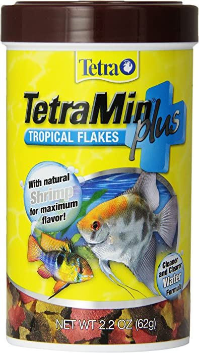 The Best Freshwater Fish Food Flakes