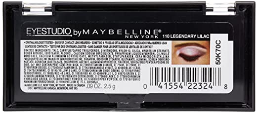 Amazon.com: Maybelline New York Eye Studio Color Plush ...