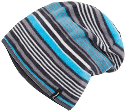Sterntaler Baby Boys  Slouch-Beanie Hat, Blue (polarblau 337), 49 ... b1052209705