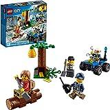 LEGO City Mountain Fugitives 60171 Building Kit...