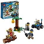 LEGO City  Fugitivos da Montanha 60171