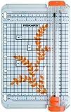 Fiskars 5446 SureCut Mini-Massicot Blanc 22 cm A5