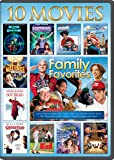 Family Favorites: 10 Movie Collection