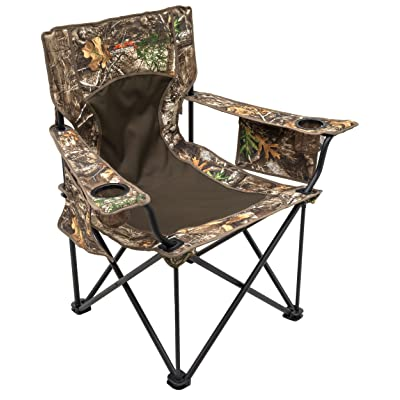ALPS OutdoorZ King Kong Chair, Realtree Edge : Camping Chairs : Sports & Outdoors