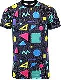 SCREENSHOT Screenshotbrand Mens Hipster Hip-Hop Premium Tees - New York Latest Fashion 2 Way Sequins Shirt