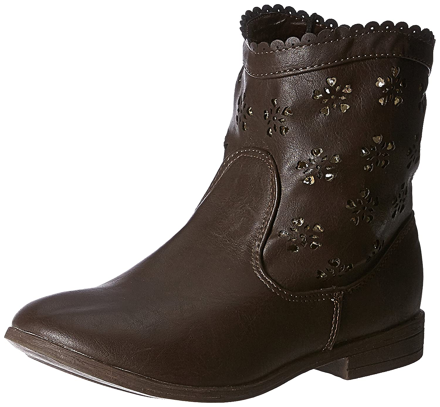 Buy Mothercare Girl's Brown Boots - 11