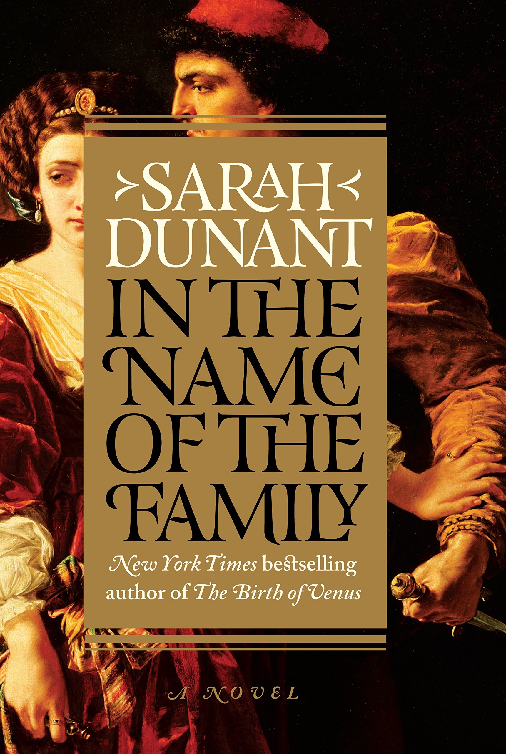 Amazon: In The Name Of The Family (9781410495808): Sarah Dunant: Books