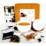 Artisan DIY Chai Tea Making Kit (caffeinated) - Learn how to make home made chai teas