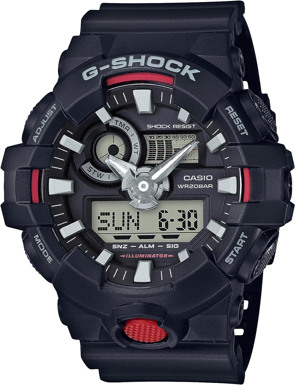 Montre Homme Casio G Shock GA 700 1AER: G Shock:  FFaZv