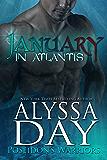 January in Atlantis: A Poseidon's Warrior paranormal romance (Poseidon's Warriors)