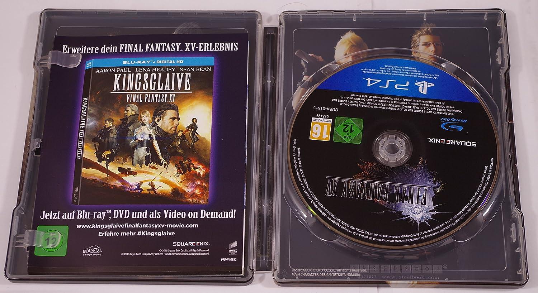 Square Enix PS4 Final Fantasy XV: Amazon.es: Videojuegos
