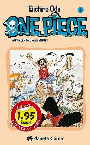 One Piece nº1 especial, edición limitada PROMO MANGA: Amazon.es: Oda, Eiichiro, Daruma: Libros