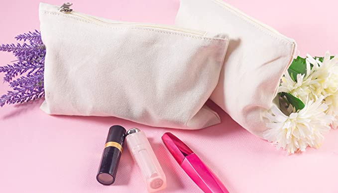 Amazon.com: Bolsa de cosméticos multiusos con cremallera ...