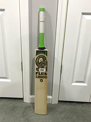 Ca 5000 Plus Cricket Bat,grade1,english Willow,original Ready to Play