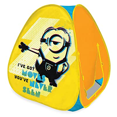 Playhut Despicable Me 3 Classic Hideaway Play Tent Playtent Play Tent: Toys & Games