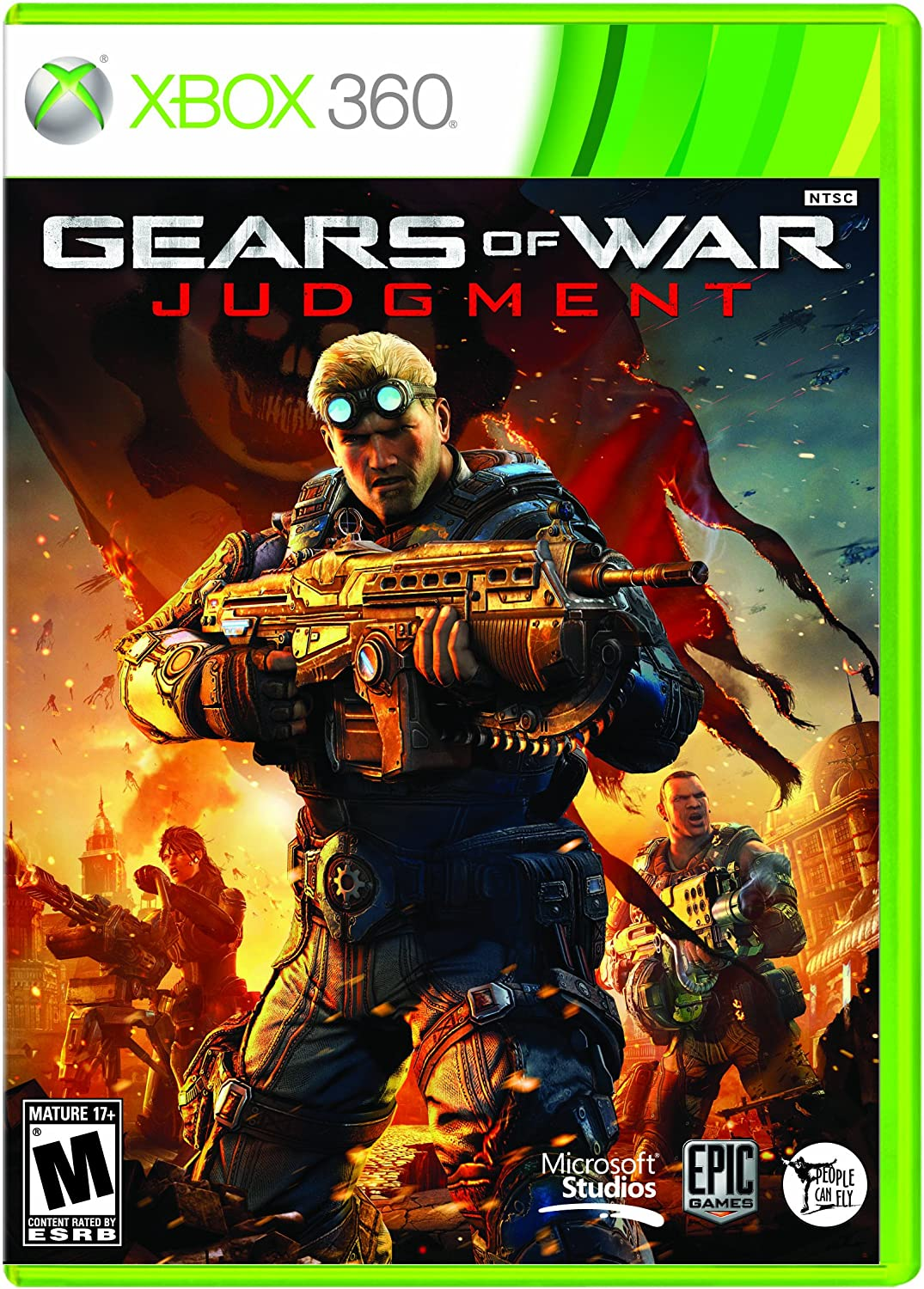Gears of war 3 save game 100 xbox 360 xp