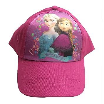 Hüte & Mützen Basecap Kinder Mütze Mädchen Frozen Elsa Anna