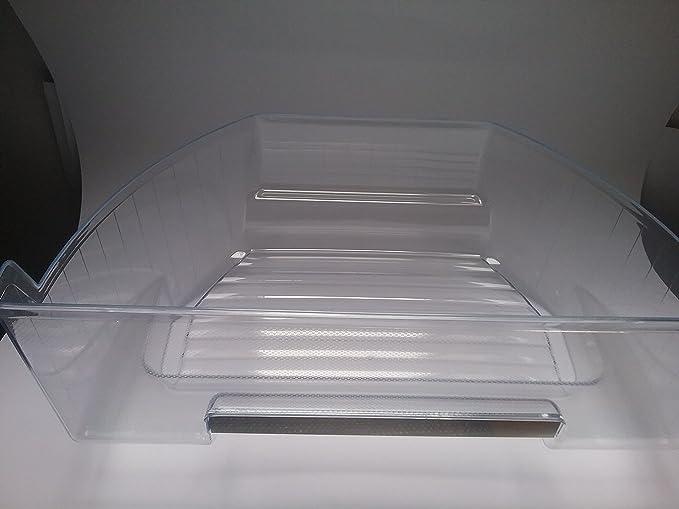 Bosch Siemens cajón verduras compartimento verduras Carcasa 448570 ...