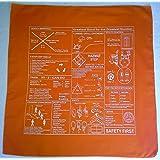 CERT Prompt Bandana (Orange)