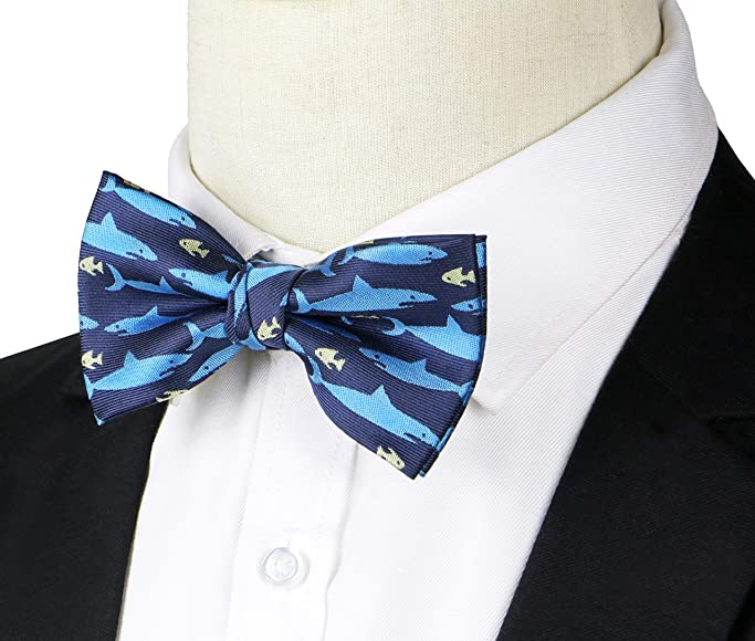 Boys 2-8 years old Pre Tied Bow Tie