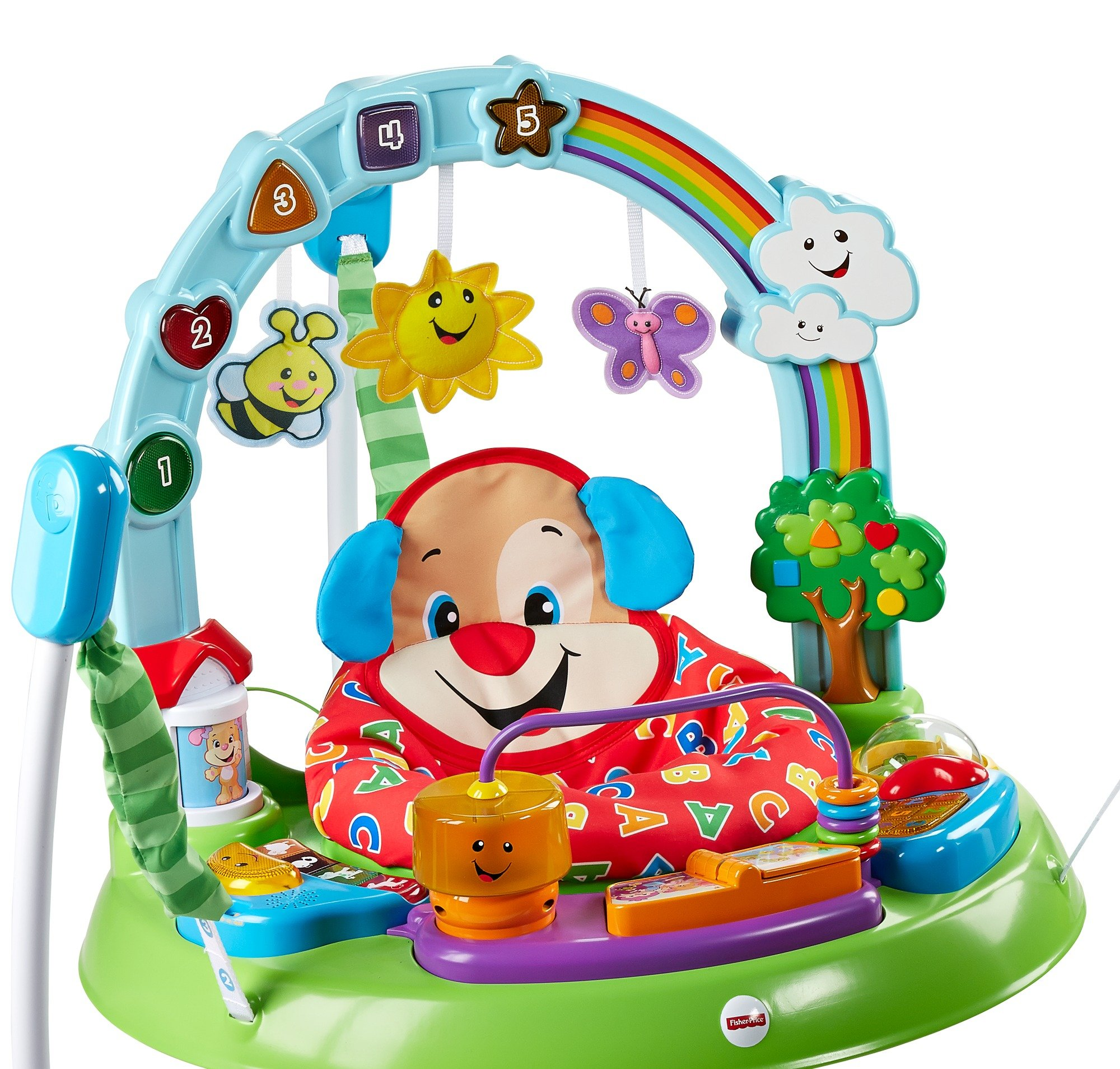 Fisher-Price Laugh And Learn Puppy'S Activity Jumperoo by Fisher-Price (Image #3)