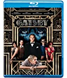 The Great Gatsby  (Blu-ray 3D + Blu-ray + DVD)
